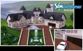 mod the sims balmoral by simple homes