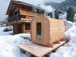 jacuzzi bois exterieur pour terrasse sauna en bois haut de gamme et fabriqué en france o u0027biozz