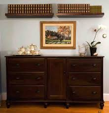 image of espresso small buffet cabinet diy dining room hutch plans