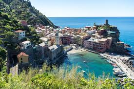 Cinque Terre Italy Map A Guide For Hiking The Cinque Terre In Italy