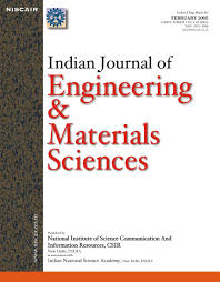 covering letter for manuscript submission in a journal indian journal of engineering and materials sciences
