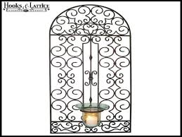 Large Wrought Iron Wall Decor Candle Wall Art Decor Wrought Iron Wall Art Decor Large Wrought