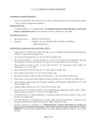 Facility Manager Resume Sample by Download Electrical Engineer Resume Haadyaooverbayresort Com
