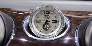 bentley rolex the bentley bentayga u0027s optional dash clock costs 160 000
