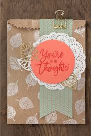 stampin up thanksgiving cards ideas 497 best stampin up verpackungen images on pinterest stampin up