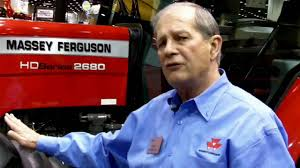 massey ferguson hd series 2600 utility tractor debuts at nfms 2010