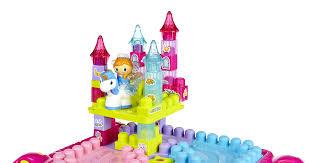 my first mega bloks table mega bloks lil princess play n go fairytale table best educational