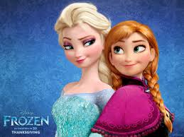 the first thanksgiving movie the pink cave for the first time in frozen not