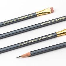 shop drawing pencils
