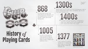 a history of playing cards u2013 articles bicycle playing cards
