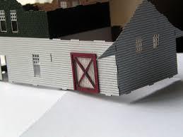 fort langley station in tt scale model railroad hobbyist