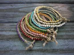 braided hemp necklace images 8 50 braided hemp bracelet stacking bracelet braided bracelet