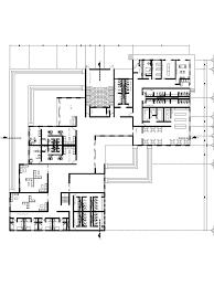 hostel student u0027s hostel student u0027s residence 2d dwg plan for