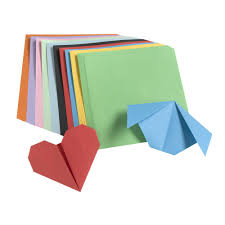 elc origami paper 100 pack officeworks