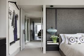 bedroom modern white bedroom feature simple dark green headboard