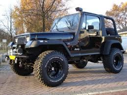 93 jeep wrangler jeep wrangler yj black wheels jeep thrills jeeps