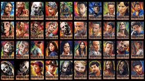 walking dead sketch cards by choffman36 on deviantart