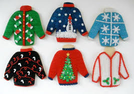 Ugly Christmas Sweater Decorations A Guide To Making The Cutest Ugly Christmas Sweater Cookies