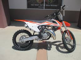 ktm motocross bikes for sale in stock new and used models for sale in chula vista ca southbay