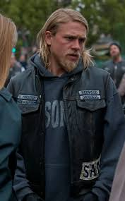 how to get the jax teller hair look this is the sweatshirt i am looking for charcoal with just son