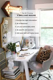 building a resume tips 5 tips for creating a brilliant resume the everygirl so you worked into the wee hours of the night in college you ve grown accustomed to burning the midnight oil you re an overachiever and you volunteer so