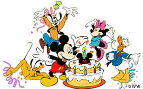 birthday clipart make meme with disney happy birthday clipart