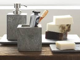 designer bathroom sets contemporary bathroom accessories cozy design designer