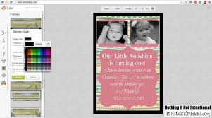 make your own birthday invitation ideas make your own birthday