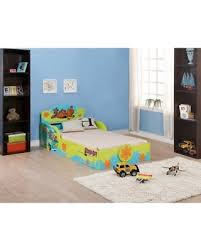 Children S Twin Bed Frames Don U0027t Miss This Deal On Okids Scooby Doo Childrens Twin Bed 0141002