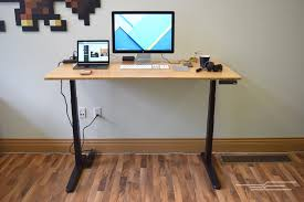 jarvis bamboo adjustable standing desk best standing desks