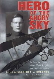 war of the worlds book report book review hero of the angry sky the world war i diary and rossano ingalls war diary hero