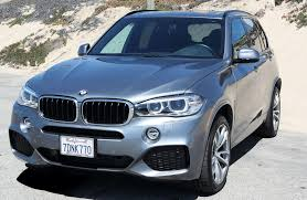 2015 bmw x5 gas vs diesel luxury people movers