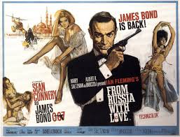 James Bond Film When Is It Out   list of all james bond movies