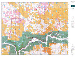 Montana Land Ownership Maps by Mt Big Horn Sheep Gmu 622 Map Mytopo