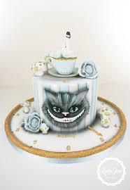 1264 best wonderland cakes images on pinterest cake decorating