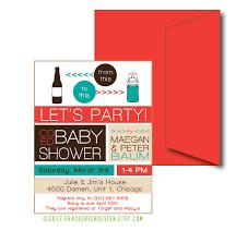 coed baby shower baby shower invitations adorable coed baby shower invitations