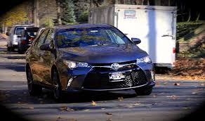 motor cars toyota 2015 toyota camry xse 2 5l start up review exhaust u0026 test drive