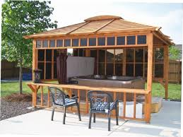 Patio Gazebos by Jacuzzi Gazebos Gazebo Ideas