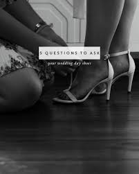 wedding shoes questions meg hill photo 5 questions to ask your wedding shoes before you buy