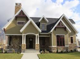 craftsman style house plans 1 story arts one cottage 3 homes lrg