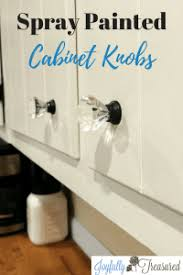 how to paint kitchen knobs spray paint cabinet knobs gorgeous kitchen cabinet knobs on