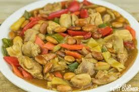 cuisine chinoi recette de poulet aux amandes cuisine chinoise