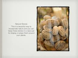 signing stones for wedding 17 alternative wedding guest book ideas