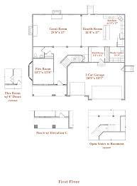 ellington floor plan coronada ii at ellington village westport homes