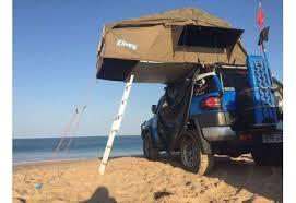 tenda tetto auto tenda de tetto kalahari maxi 190 accessoires4x4 ch