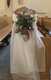 Wedding Decoration Church Ideas by Best 25 Winter Church Wedding Ideas On Pinterest Church Wedding
