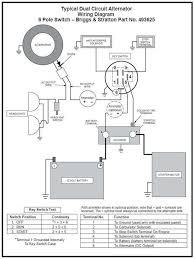 briggs stratton 18 v twin wiring schematics ignition diagram