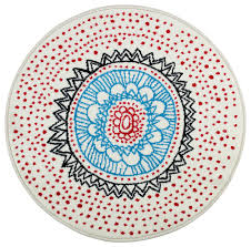 Round Wool Rugs Round Rugs Amazon Roselawnlutheran