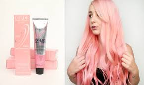 ion haircolor pucs review demo ion color brilliance in rose by tashaleelyn youtube