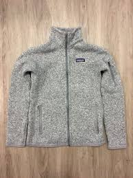 patagonia s better sweater patagonia s better sweater fleece jacket small